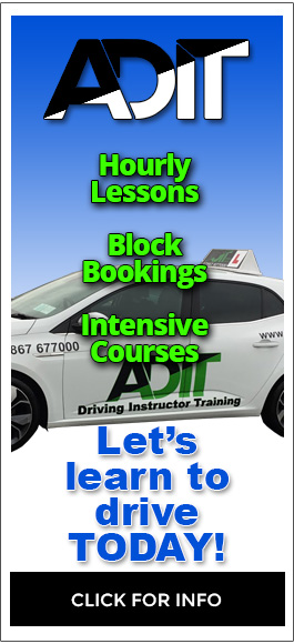 ADIT Driving School in Ealing - Intensive Courses, Crash Course, Block Booking